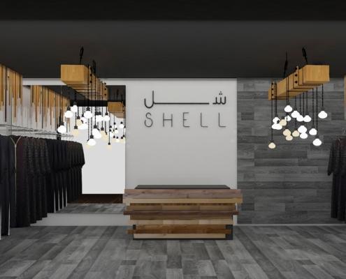 3D Exhibition stand design